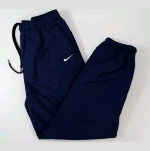 Nike Men's Vintage Nylon Blue Track Pant